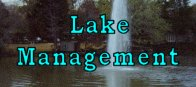 The Lake Doctor - Lake Management Services - Pond Lake Vegetation Fish Fish Feeders